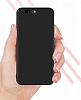OnePlus 5 Mat Mor Silikon Kılıf - Resim 1