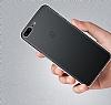 OnePlus 5 Ultra İnce Şeffaf Silikon Kılıf - Resim 2
