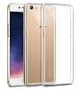 Oppo R9s Plus Şeffaf Kristal Kılıf - Resim 1