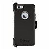 OtterBox Defender Apple iPhone 6 / 6S Siyah Kılıf - Resim 2