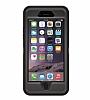 OtterBox Defender Apple iPhone 6 Plus / 6S Plus Siyah Kılıf - Resim 5