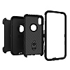 OtterBox Defender iPhone X Siyah Kılıf - Resim 2