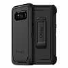 Otterbox Defender Samsung Galaxy S8 Plus Siyah Kılıf - Resim 2