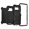 Otterbox Defender Samsung Galaxy S8 Plus Siyah Kılıf - Resim 3