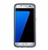 Otterbox Symmetry Clear Samsung Galaxy S7 Edge Blue Crystal Kılıf - Resim 5