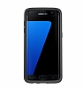 Otterbox Symmetry Clear Samsung Galaxy S7 Edge Crystal Black Kılıf - Resim 3