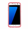 Otterbox Symmetry Clear Samsung Galaxy S7 Edge Pink Crystal Kılıf - Resim 4