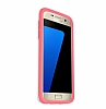 Otterbox Symmetry Clear Samsung Galaxy S7 Pink Crystal Kılıf - Resim 5