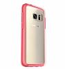 Otterbox Symmetry Clear Samsung Galaxy S7 Pink Crystal Kılıf - Resim 1