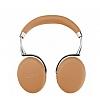 Parrot ZIK 3.0 by Starck Bluetooth Kulaklık Kahverengi Camel Leather - Resim 1