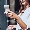 Popsockets Mavi Telefon Tutucu ve Stand - Resim 6