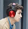 Quietcomfort 950BT Wireless Universal Kırmızı Kulaklık - Resim 1
