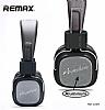 Remax 100H HIFI Universal Kahverengi Kulaklık - Resim 2