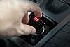 Remax Dijital Göstergeli Yüksek Kapasiteli Siyah Araç Şarj Aleti - Resim 8