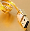 Remax Safe & Speed Lightning USB Gold Data Kablosu 1m - Resim: 5