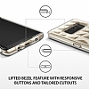 Ringke Air Prism 3D Samsung Galaxy Note 8 Elmas Yansıması Crystal Clear Kılıf - Resim 2