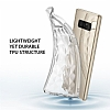 Ringke Air Prism 3D Samsung Galaxy Note 8 Elmas Yansıması Crystal Clear Kılıf - Resim 3