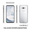 Ringke Air Samsung Galaxy S8 Plus Ultra Koruma Şeffaf Kılıf - Resim 4