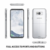 Ringke Air Samsung Galaxy S8 Ultra Koruma Şeffaf Kılıf - Resim 4