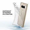 Ringke Bevel Samsung Galaxy Note 8 Ultra Koruma Crystal Clear Kılıf - Resim 3