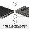 Ringke Bevel Samsung Galaxy Note 8 Ultra Koruma Smoke Black Kılıf - Resim 2