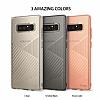 Ringke Bevel Samsung Galaxy Note 8 Ultra Koruma Crystal Clear Kılıf - Resim 6
