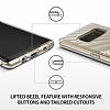Ringke Bevel Samsung Galaxy Note 8 Ultra Koruma Crystal Clear Kılıf - Resim 2