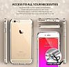 Ringke Fusion iPhone 6 / 6S Ultra Koruma Şeffaf Kılıf - Resim 3