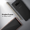 Ringke Fusion Samsung Galaxy Note 8 Ultra Koruma Crystal Clear Kılıf - Resim 5