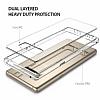 Ringke Fusion Samsung Galaxy Note 8 Ultra Koruma Crystal Clear Kılıf - Resim 4