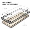 Ringke Fusion Samsung Galaxy Note 8 Ultra Koruma Smoke Black Kılıf - Resim 4