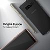 Ringke Fusion Samsung Galaxy Note 8 Ultra Koruma Smoke Black Kılıf - Resim 5
