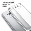 Ringke Fusion Samsung Galaxy S8 Plus Ultra Koruma Şeffaf Kılıf - Resim 4