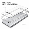 Ringke Fusion Samsung Galaxy S8 Plus Ultra Koruma Şeffaf Kılıf - Resim 5