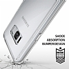Ringke Fusion Samsung Galaxy S8 Ultra Koruma Şeffaf Kılıf - Resim 5