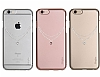 Ringke Noble Slim iPhone 6 / 6S Ta�l� Rose Gold Rubber K�l�f - Resim: 6