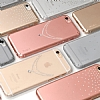 Ringke Noble Slim iPhone 6 / 6S Ta�l� Rose Gold Rubber K�l�f - Resim: 4
