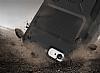 Ringke Rebel iPhone 6 / 6S Ultra Koruma Silikon Siyah Kılıf - Resim 1
