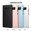 Ringke Slim Samsung Galaxy Note 8 Tam Kenar Koruma Siyah Rubber Kılıf - Resim 6