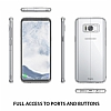 Ringke Slim Samsung Galaxy S8 Plus 360 Kenar Koruma Siyah Kılıf - Resim 3