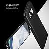 Ringke Slim Samsung Galaxy S8 Plus 360 Kenar Koruma Siyah Kılıf - Resim 5