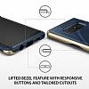 Ringke Wave Samsung Galaxy Note 8 Ultra Koruma Marina Gold Kılıf - Resim 6