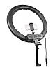 Soft Ring Light RL-21 Profesyonel Selfie Işığı Tripodlu 53 cm