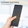 Rock Samsung Galaxy Note 8 Manyetik Kapaklı Siyah Kılıf - Resim 3