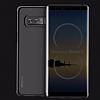 Rock Samsung Galaxy Note 8 Manyetik Kapaklı Siyah Kılıf - Resim 5