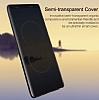 Rock Samsung Galaxy Note 8 Manyetik Kapaklı Siyah Kılıf - Resim 4