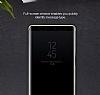 Rock Samsung Galaxy Note 8 Manyetik Kapaklı Gold Kılıf - Resim 7