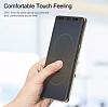 Rock Samsung Galaxy Note 8 Manyetik Kapaklı Gold Kılıf - Resim 3