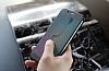Dafoni Samsung Galaxy S8 Manyetik Kapaklı Siyah Kılıf - Resim 6