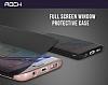 Dafoni Samsung Galaxy S8 Manyetik Kapaklı Siyah Kılıf - Resim 7